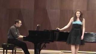 Coloratura Soprano - Jessica Kenny - Jerusalem, Thou That Killest the Prophets