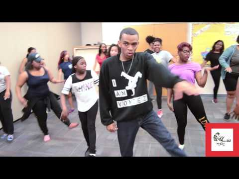 Johnny Kemp - Just Got Paid | Vontez Choreography