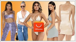 ALIEXPRESS TRY ON HAUL PART 6 | FASHIONFRIDAY