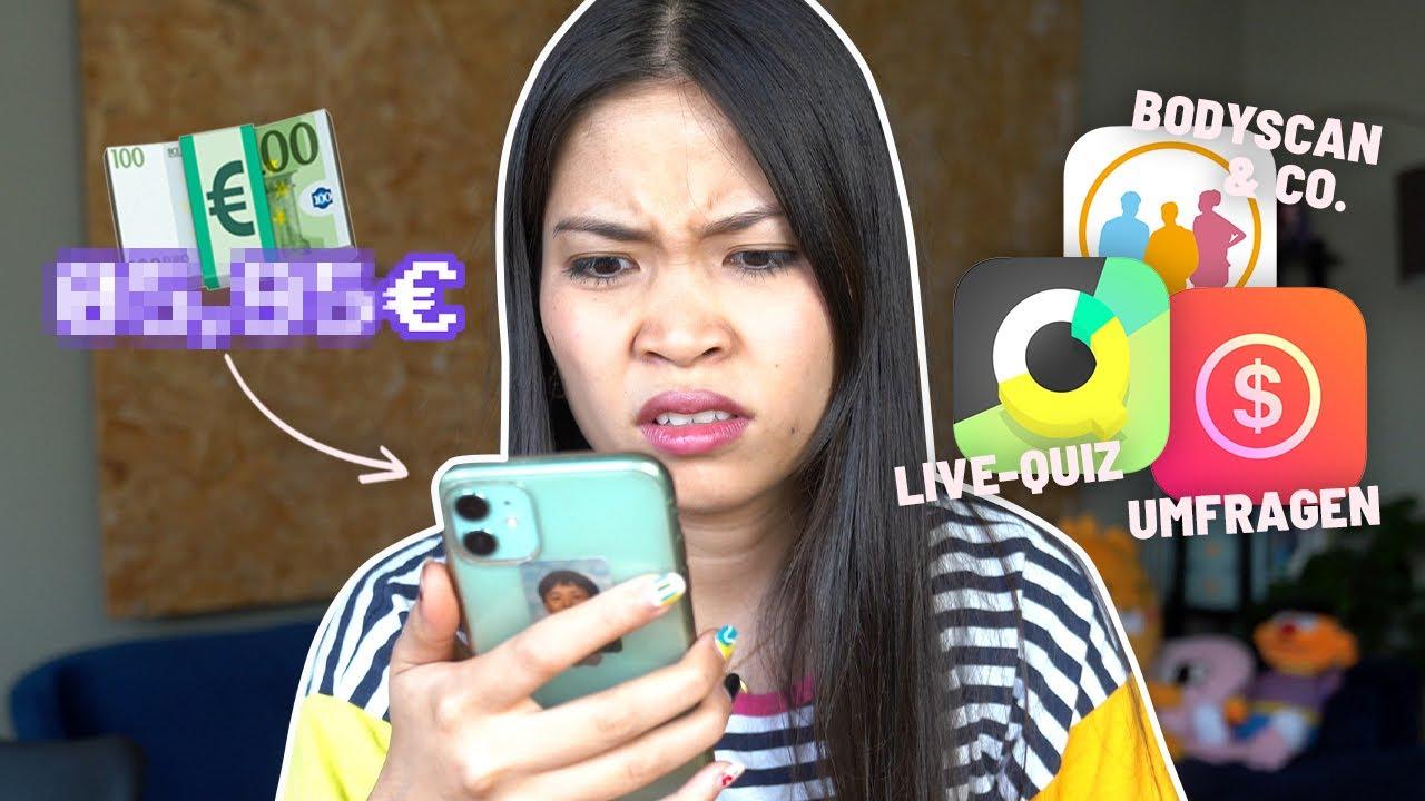 72h Challenge: Nebenbei mit Apps online Geld verdienen?