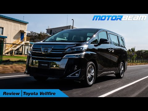 Toyota Vellfire Review - Costs 3 Innovas | MotorBeam