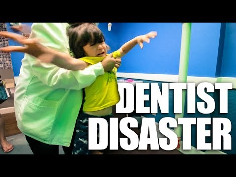 3 YEAR OLD'S DENTIST DISASTER
