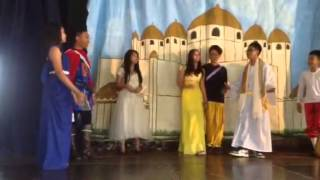 """Excerpt from """"Ang Ibong Adarna"""" Play (Gr.7-Philip/FCS)"""