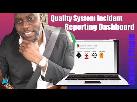 Quality Event System (Real-time Incident Reporting Dashboard - Web/Mobile System)