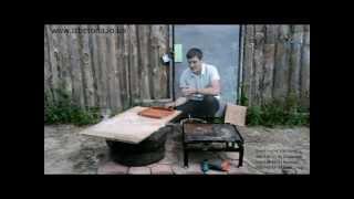 Брусчатка своими руками: как изготовить самому, схемы, формы (видео)