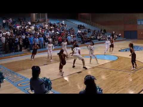 Pueblo Girls Basketball vs. Nogales (State Playoffs | Round 1 | 2018)