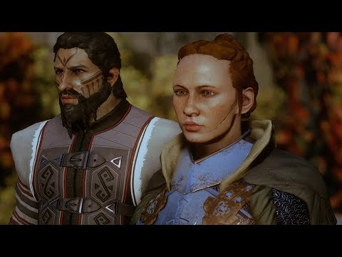 Scout Harding Romance | Dragon Age: Inquisiton