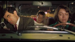 Video Mr. Bean's Holiday: Sabine Falls Asleep And Drowsy Driving download MP3, 3GP, MP4, WEBM, AVI, FLV September 2019