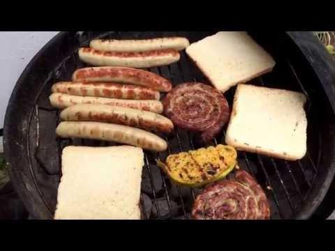 Weber Holzkohlegrill Keine Hitze : Grillen mit weber grill direkte hitze würstchen Самые популярные