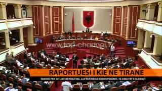 Raportuesi i KiE në Tiranë - Top Channel Albania - News - Lajme