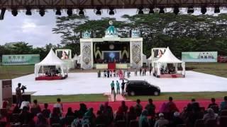 Contoh Teladan - Bintang Vokalis Cilik, Festival Seni Qasidah 2016