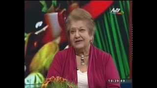 Gorkemli bestekar Ruhengiz Qasimovadan Novruz bayrami tebrikleri - AzTV (23.03.1