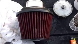 видео Как чистить фильтр нулевого сопротивления