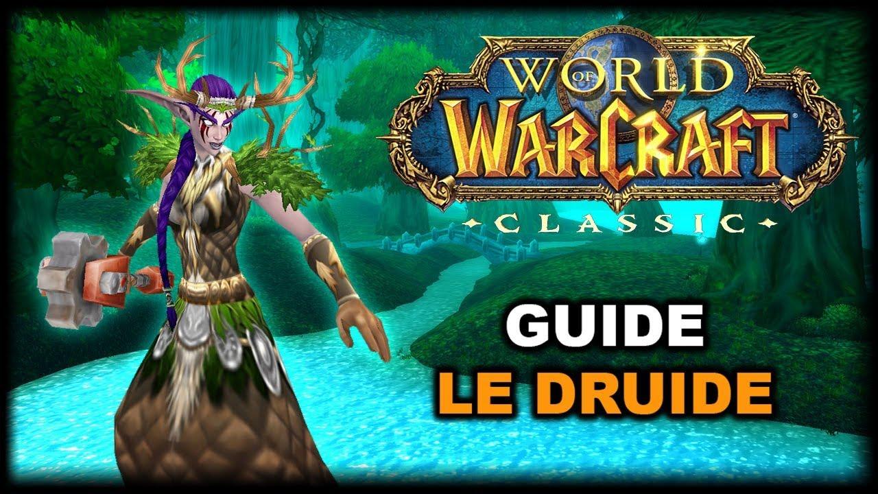 Druide wow guide