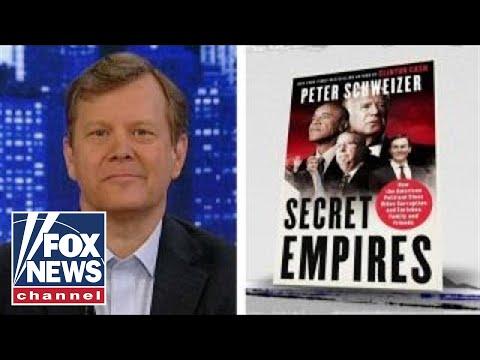Schweizer takes on political corruption in 'Secret Empires'