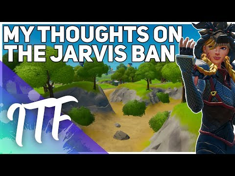 Faze Jarvis BANNED For Aimbotting - My Thoughts (Fortnite Battle Royale)