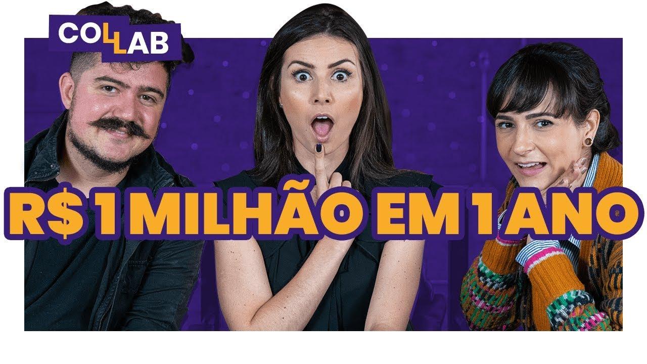 NATHALIA ARCURI - COMO ELES CONQUISTARAM R$ 1 MILHÃO ANTES DE VIRAR YOUTUBERS Feat Dani Noce e Paulo