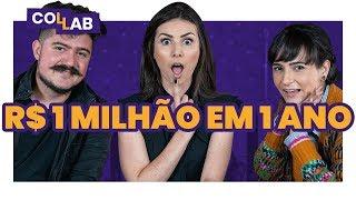 Baixar COMO ELES CONQUISTARAM R$ 1 MILHÃO ANTES DE VIRAR YOUTUBERS Feat Dani Noce e Paulo Cuenca