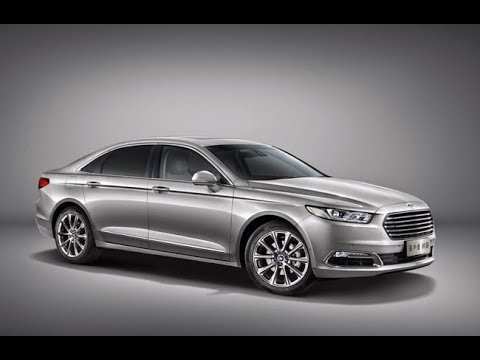 2019 Ford Taurus Redesign  Youtube