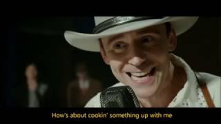 Tom Hiddleston Sings Hey Good Lookin I Saw The Light ENG Sub Lyrics