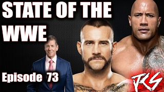 Why the ROCK Really Called CM PUNK - STATE OF THE WWE #73