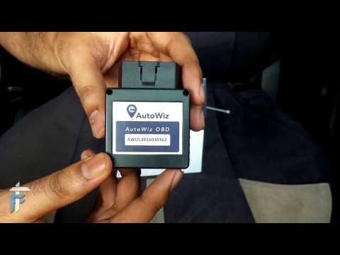 AutoWiz OBD GPS car tracker review