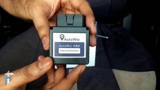 AutoWiz OBD GPS car tracker review