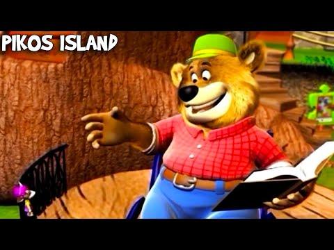Pikos Island 2.Bölüm   Çizgi Dizi İzle
