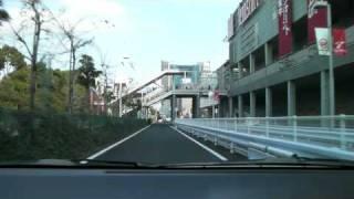 MEGA WEB車載動画(カローラ アクシオ)