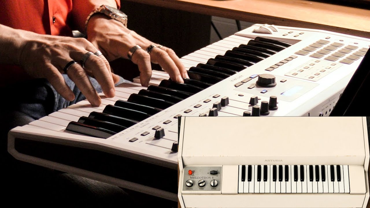 Download The Arturia V Collection 7 In Action