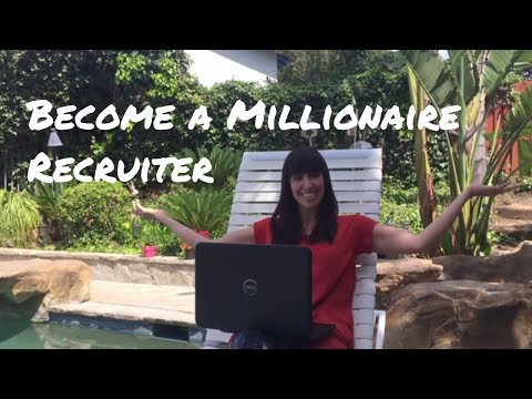How to be a MILLIONAIRE TECH RECRUITER with Female Entrepreneur