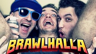 SUPER SMASH BRAWLHALLA !