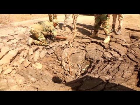 EUA atacam posições do grupo Al-Shabab na Somália