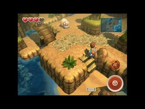 Oceanhorn for iOS Full Walkthrough part 1