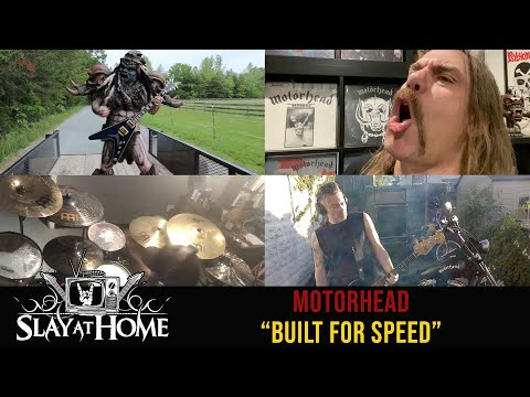 GWAR + REPULSION + SILVERTOMB + KYNG Covers MOTORHEAD | Metal Injection