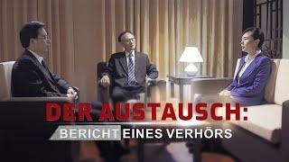 """Neuer christlicher Film """"Das Gespräch"""" Die KPCh zieht mit Gewalt die Christen der Gehirnwäsche unter"""