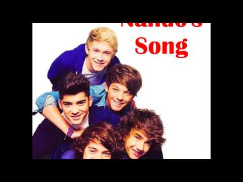 Nando's Song -Lyrics Español