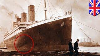 タイタニック号沈没に新説?「原因は氷山ではなく…」