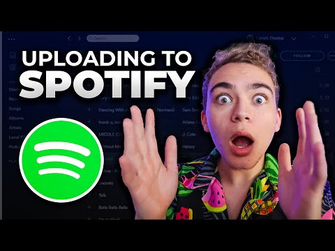 New way to upload music to Spotify EXPLAINED