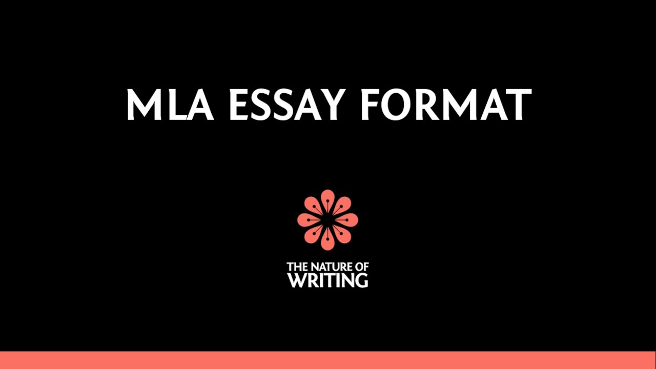 Thesis Essay Example Mla Essay Format Th Edition English Language Essay also Science Essay Examples Mla Essay Format Th Edition  Youtube English Argument Essay Topics