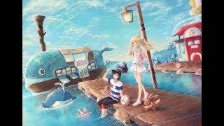 [lo-fi] Pokemon Sun/Moon - Seafolk Village Remix