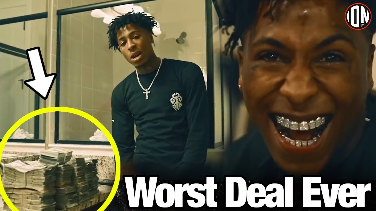 NBA Youngboy has the WORST Record Deal EVER! (Begs Judge to Let Him FREE!)