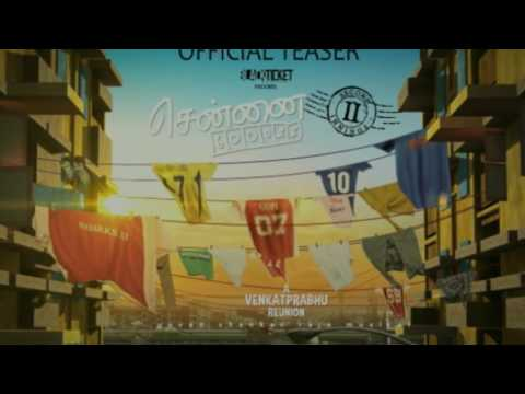 chennai 600028  part 2 villan theme