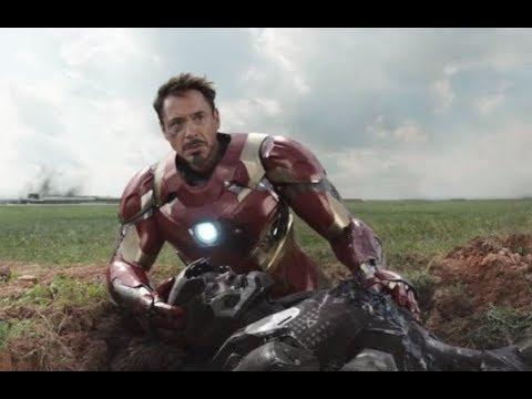 Captain America Civil War - Airport Fight Scene Part-4 (Tamil)