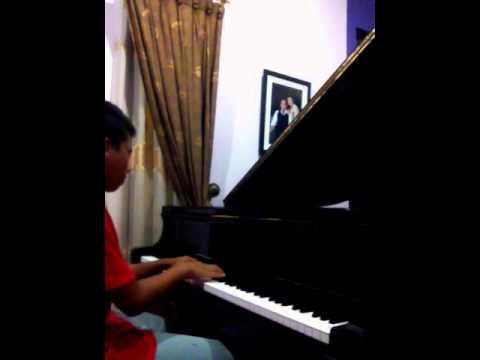 JKT48 - Heavy Rotation ( piano cover )