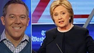 Gutfeld: Why would Hillary lie? Because she's Hillary