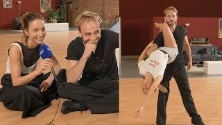 Veronika Arichteva a Michal Necpál (ROZHOVOR) #StarDance9