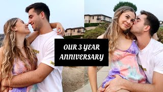 we went on vacation for our anniversary