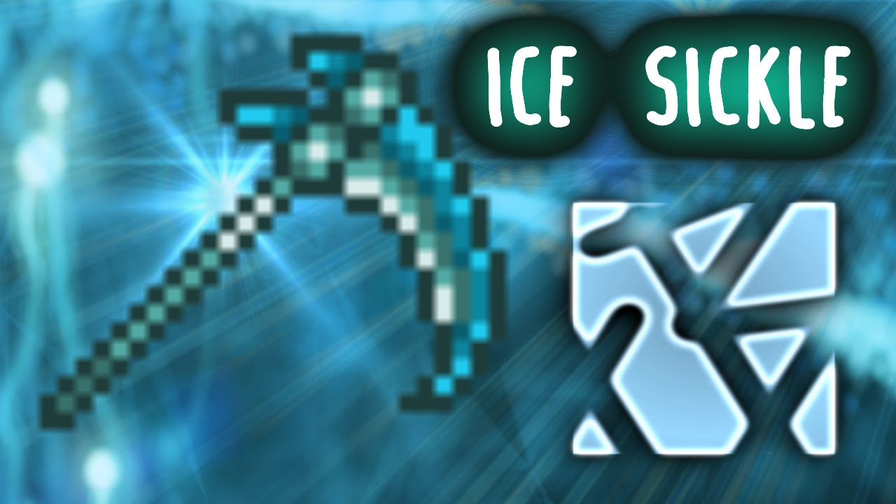 how to get the ice sickle in terraria