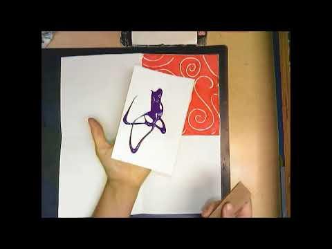 Four Printmaking Techniques